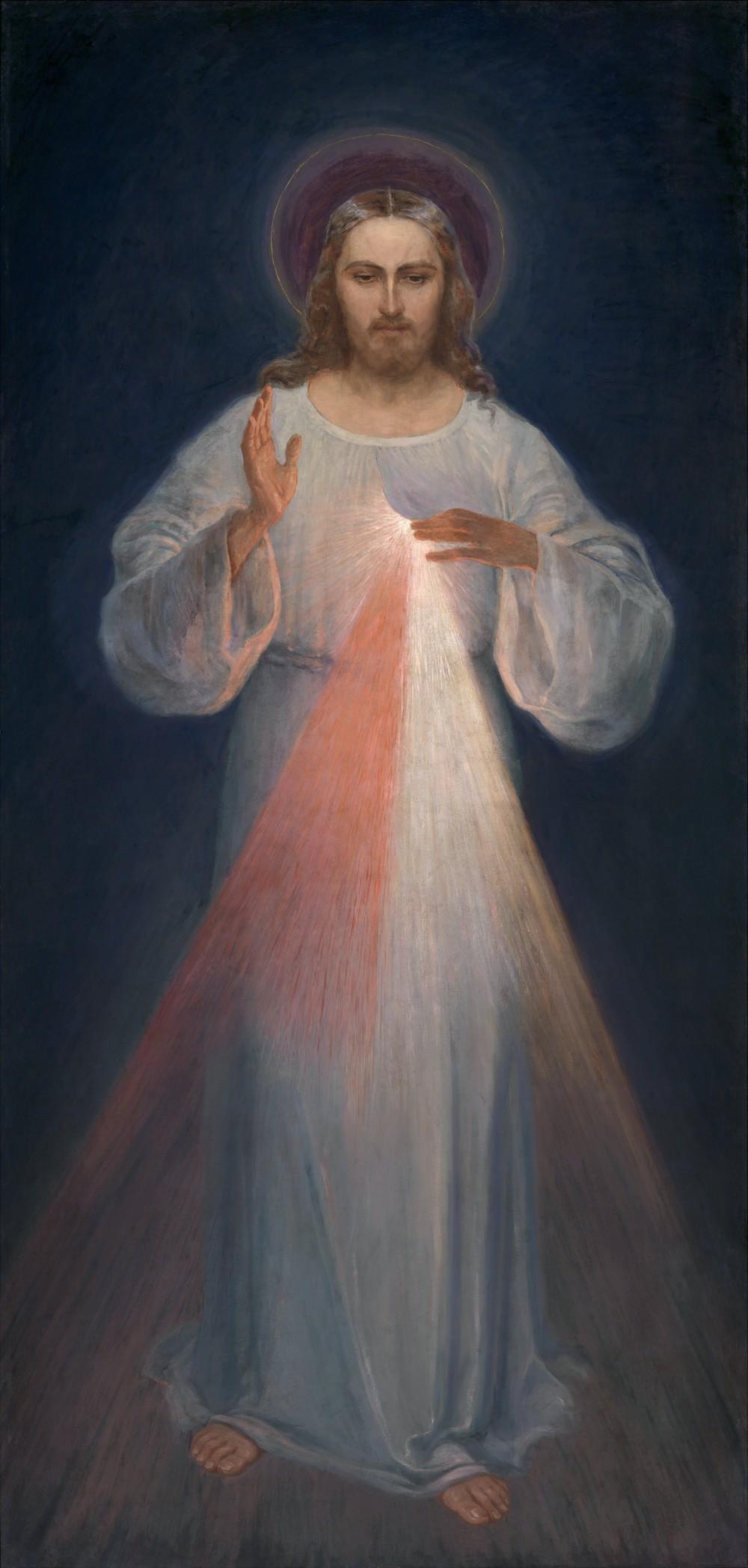 Gailestingasis Jėzus