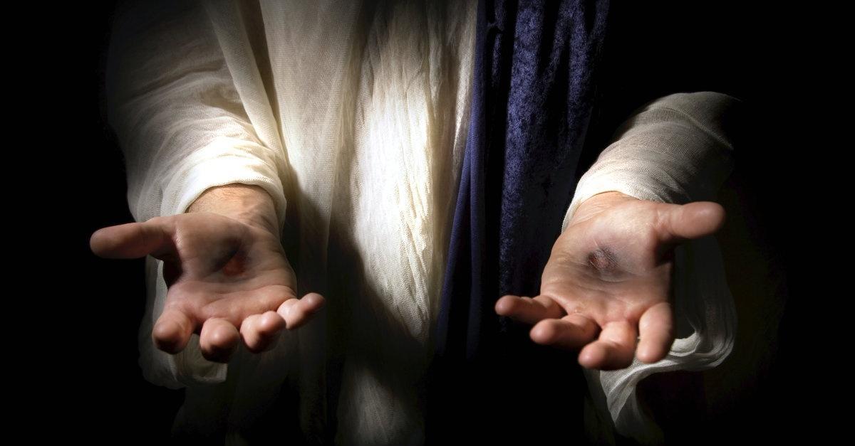 Atsilyginimo Jėzui malda