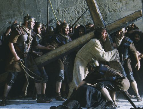 Paskutinė Jėzaus savaitė