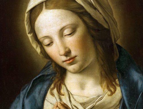 Šv. Liudviko Grinjono Monforiečio pasiaukojimo Švč. Mergelei Marijai malda