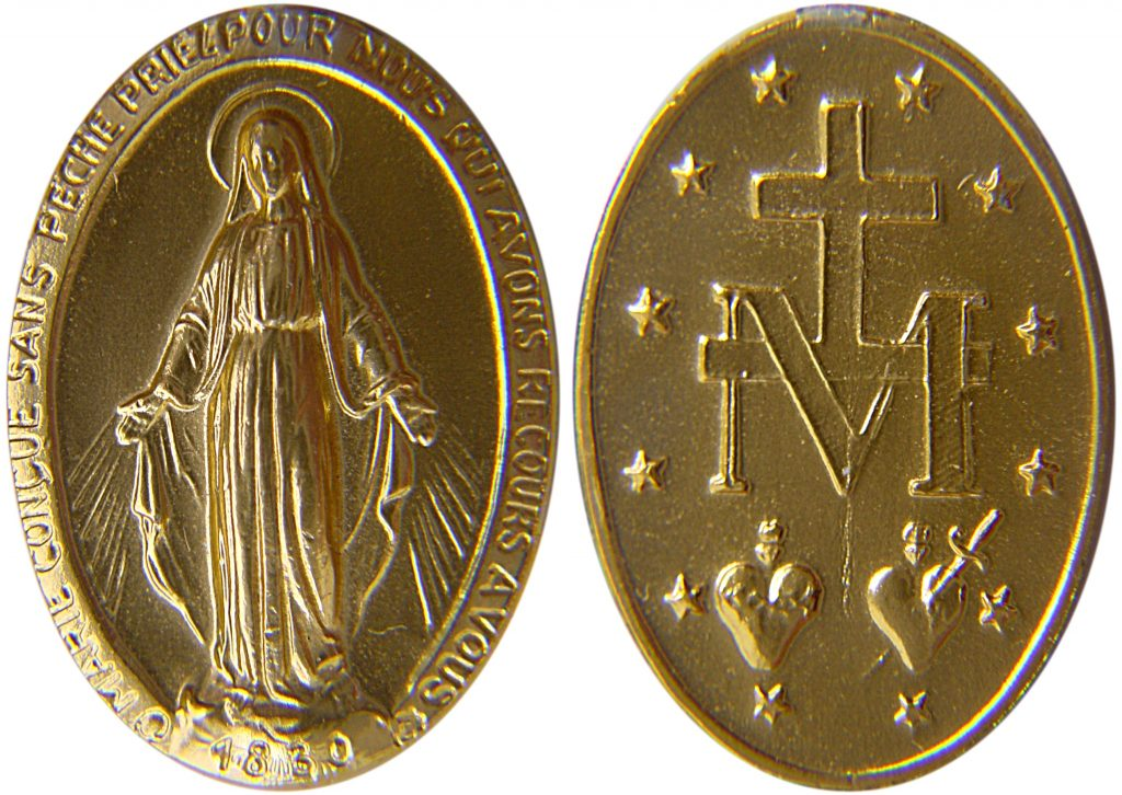 Stebuklingasis medalikėlis