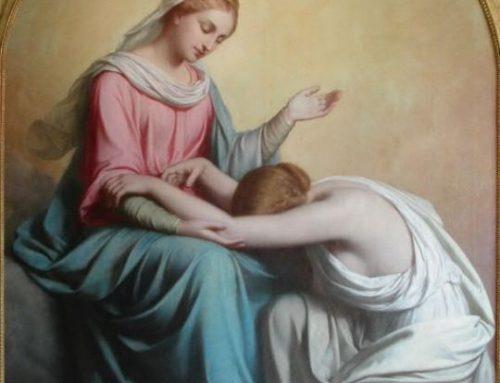 Šv. Maksimilijono Kolbės pasiaukojimo Švč. Mergelei Marijai aktas