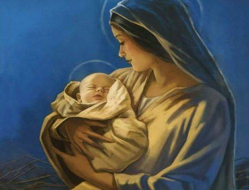 O Marija, Nesuteptoji Mergele