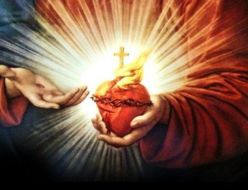 Malda prašant dvasinės Komunijos